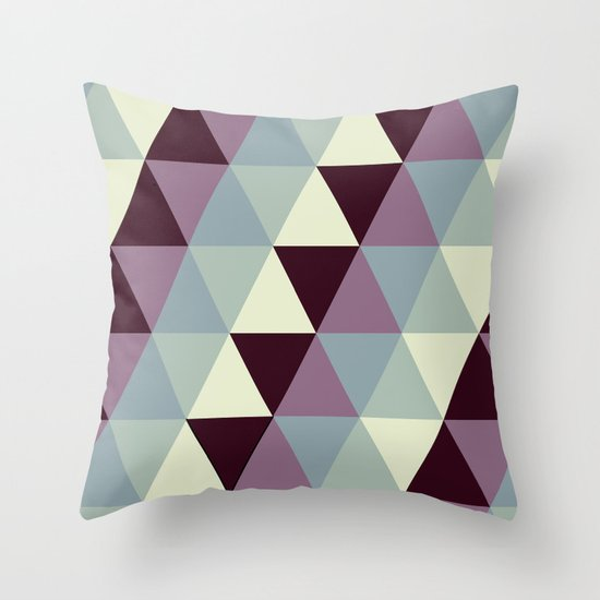 Raining Pleasure Throw Pillow