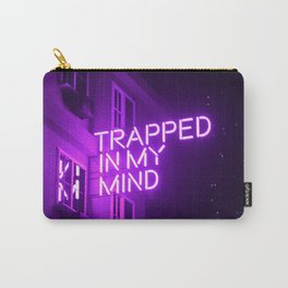 Trapped In My Mind Carry-All Pouch