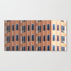 Building to Building: Church Canvas Print