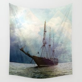 Fernweh for distant lands [expedition to Galapagos] Wall Tapestry