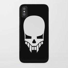 Sinister Skull iPhone Case