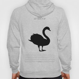 Just Swan It Up - Aarhus Hoody