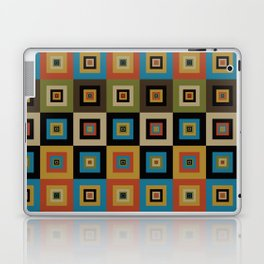 Retro Square Laptop & iPad Skin