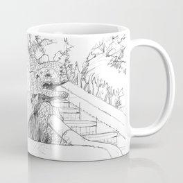 Dragon of Barcelona Coffee Mug