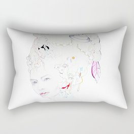 Marie Antoniette Rectangular Pillow