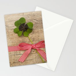 Clover_001_by_JAMFoto Stationery Cards