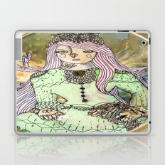 Princess Flora Laptop & iPad Skin