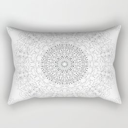 MANDALA NO. 23  #society6 Rectangular Pillow