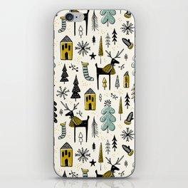 Wonderland iPhone Skin