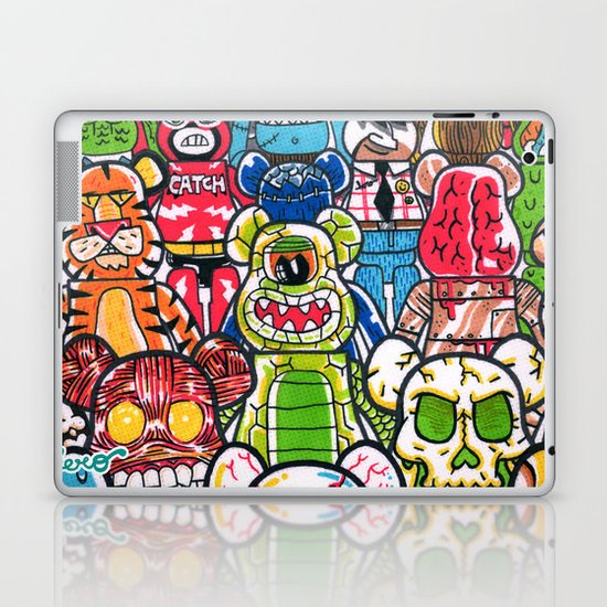 ToyZ. Laptop & iPad Skin