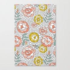 Desert Blossom Canvas Print