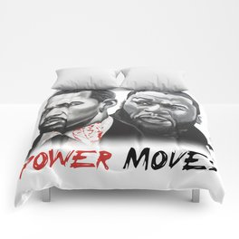 Power Moves Comforters