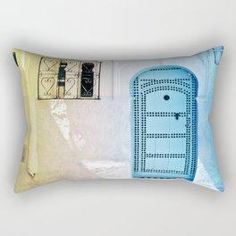 Chefchaouen Rectangular Pillow