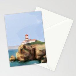 Algarve landscape Stationery Cards