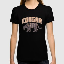 Cougar Bait Funny Team Jersey On the Prowl T-shirt