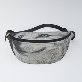 Smiling Wolf Fanny Pack