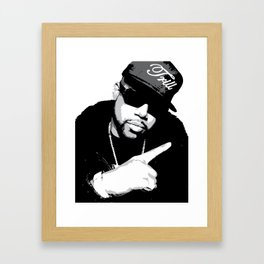 PIMP C Framed Art Print