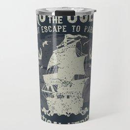 King of the Ocean Travel Mug