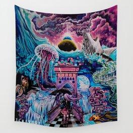 Dreams in digital Wall Tapestry