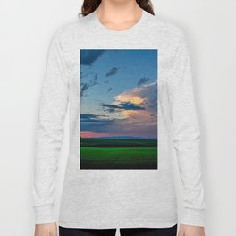 Montana Sunset Long Sleeve T-shirt