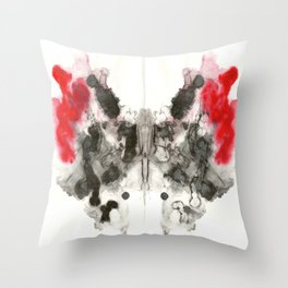War Zone Throw Pillow