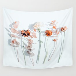 Minima #phoography #floral Wall Tapestry