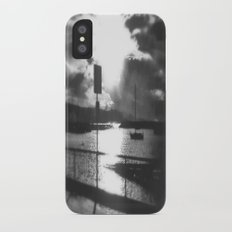 Morning awakes the Harbour iPhone X Slim Case