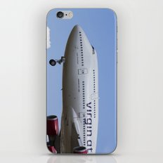 Virgin Atlantic Boeing 747 iPhone & iPod Skin