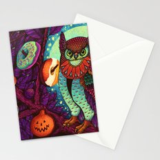 Trick or Treats Stationery Cards