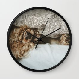 Oh Monday! Wall Clock