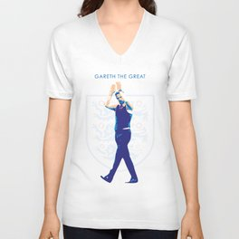 Gareth Southgate - Gareth the Great Unisex V-Neck