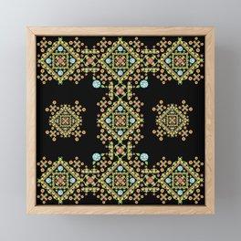 Gothic Folkloric Framed Mini Art Print