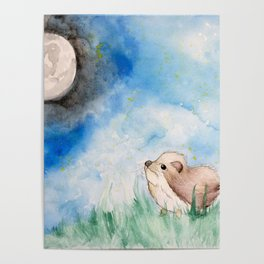 Small Body, Big Dreams Poster
