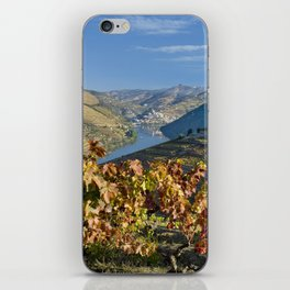 Autumn in the Douro Valley, Portugal iPhone Skin