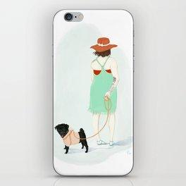 Connie iPhone Skin
