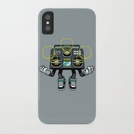 Rise And Amplify iPhone Case