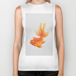 Goldfish Biker Tank