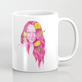 Roses | Endometriosis awareness Coffee Mug