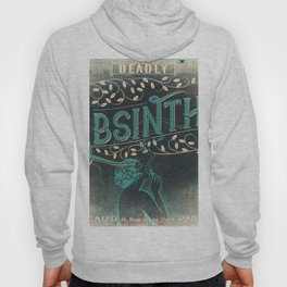 Deadly Absinthe Hoody