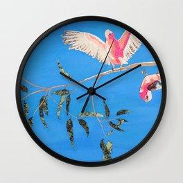 Present Silliness Wall Clock