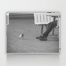 pigeon toes... Laptop & iPad Skin