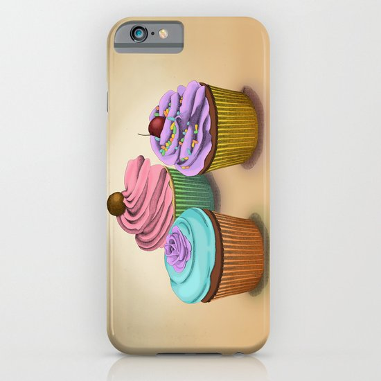 Cupcakes!  iPhone & iPod Case