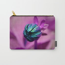 Piranha Plant (dipped in lean) Carry-All Pouch