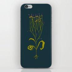 Gothic Botanical iPhone & iPod Skin