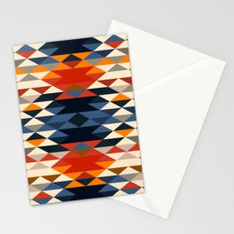 Southwestern Diamonds Stationery Cards