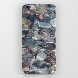 stones iPhone Skin