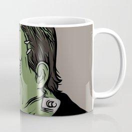 The Monster, Frankenstein Coffee Mug