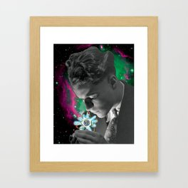 Crafting the Cosmos Framed Art Print