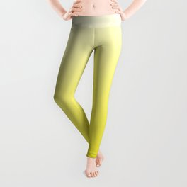 Simply sun yellow color gradient- Mix and Match with Simplicity of Life Leggings