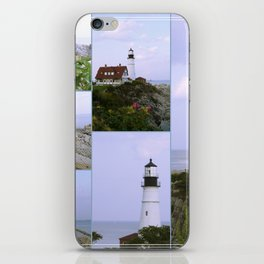 Portland Head Light iPhone Skin
